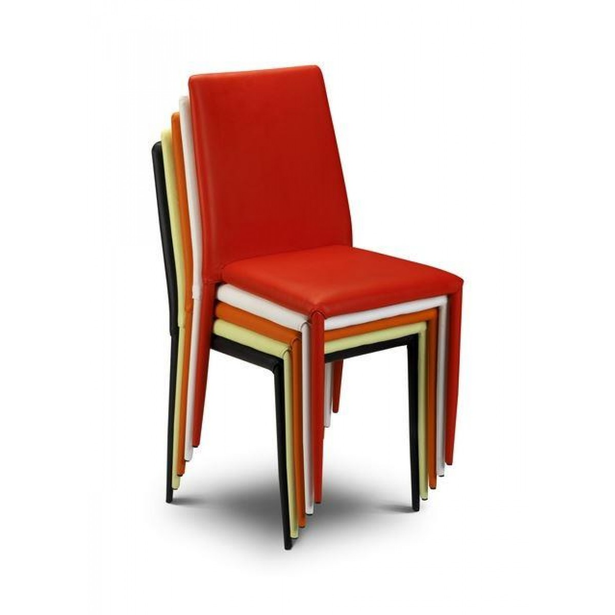 Modern Home - Jazz Stacking Chair - Free Next Day Delivery