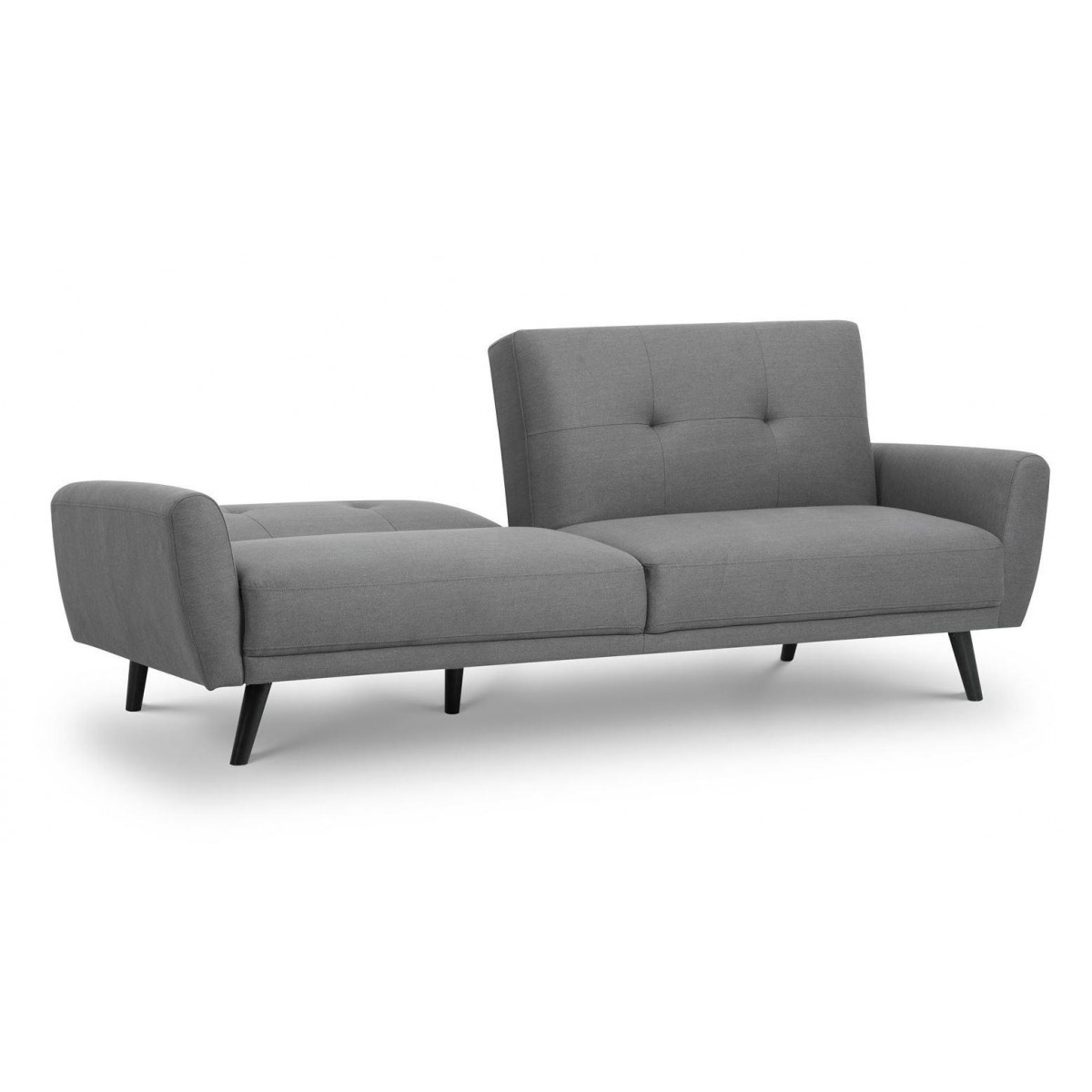 Modern Home Monza Fabric Sofa Bed Suite Free Next Day Delivery