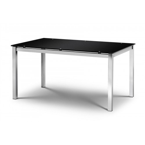 Tempo Glass Dining Table