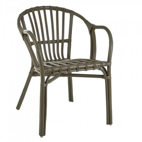 Havana Conservatory Chair Rattan Grey