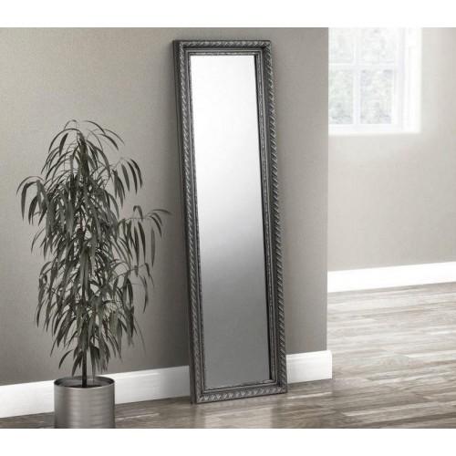 Allegro Pewter Dress Mirror