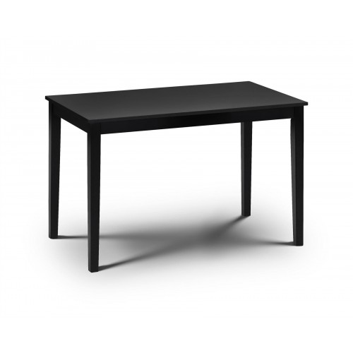 Hudson Dining Table - Black