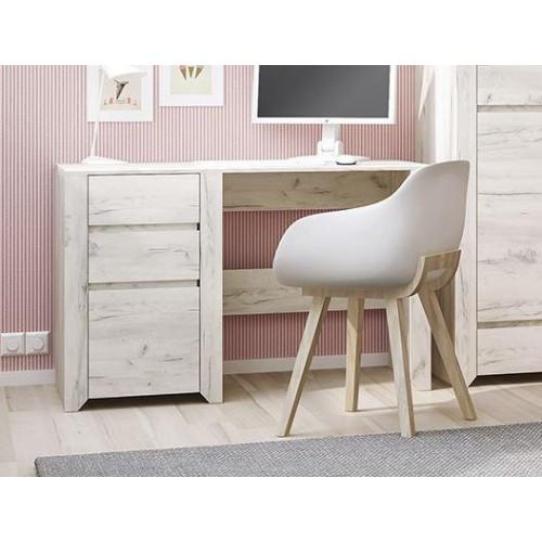 Angel 2 Drawer 1 Door Desk