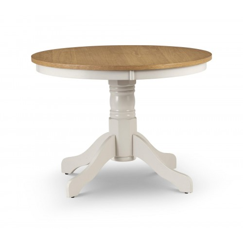 Davenport Round Pedestal Dining Table