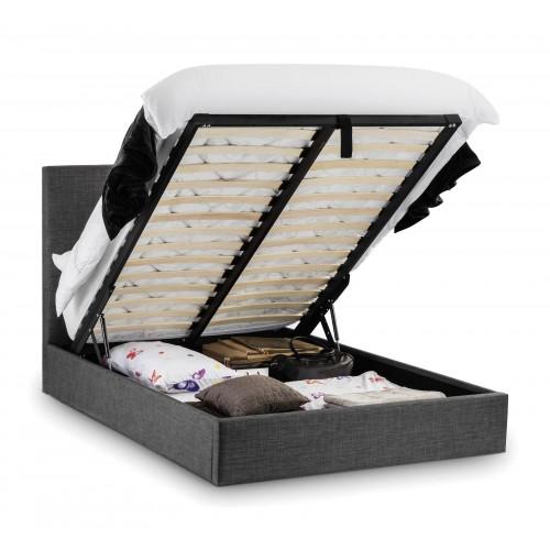 Sorrento Lift-Up Storage Bed 150cm