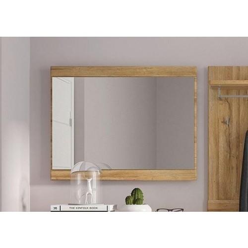 Cortina Mirror 95cm Grandson Oak
