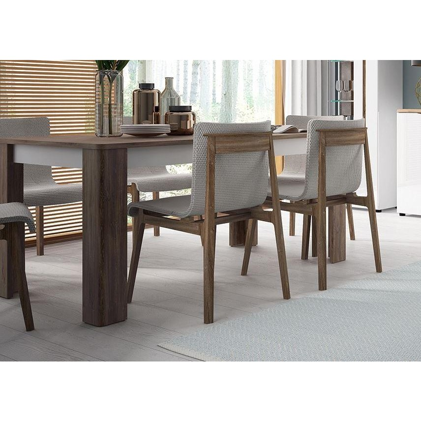 Toledo Extending Dining Table 160cm