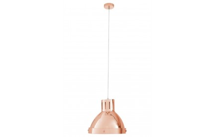 Martino Pendant Light Metal Copper / Chrome