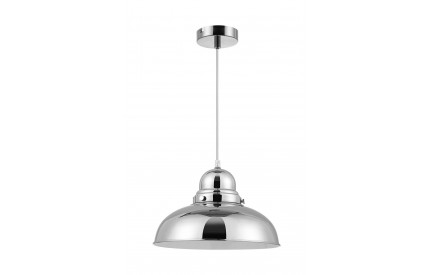 Martino Pendant Light Chrome Finish