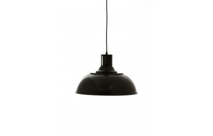 Brook Pendant Light Metal Black