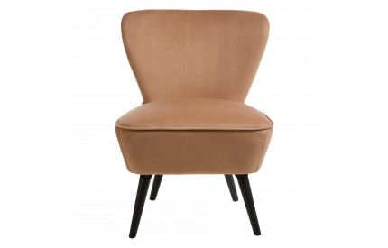 Darcy Chair Natural Fabric