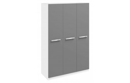 Ritza 3 Door Wardrobe Grey