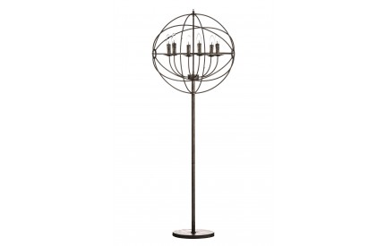 Orbital Floor Lamp 6 Arm