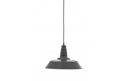 Brant Pendant Light Metal Grey