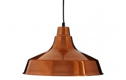 Brinn Pendant Light Metal Copper Finish