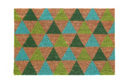 Geo Doormat PVC Backed Coir