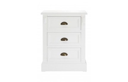 Hardwick 3 Drawer Chest Cup Handles