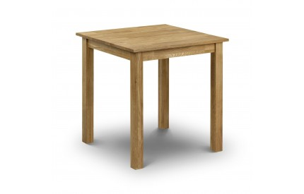 Coxmoor Oak Square Dining Table 75cm