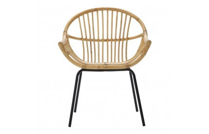 Lagom Natural Chair Rattan/Metal