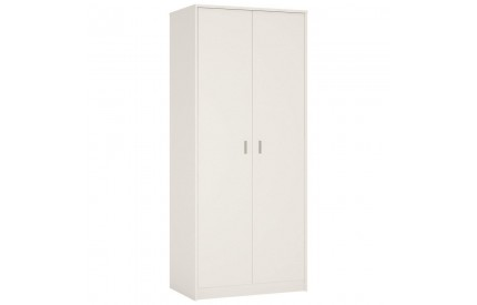 4 You 2 Door Wardrobe White