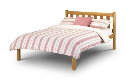 Poppy Solid Pine Bed