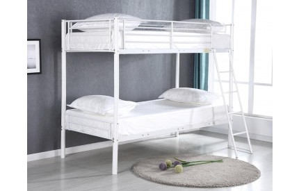 Simbo Bunk Bed White
