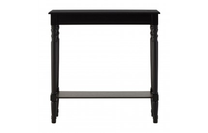 Anchor Console Table Black