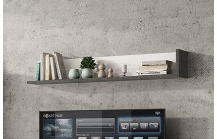 Zingaro Wall Shelf 163cm