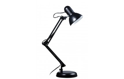 Studio Desk Lamp Adjustable Black