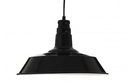 Brant Pendant Light Metal Black