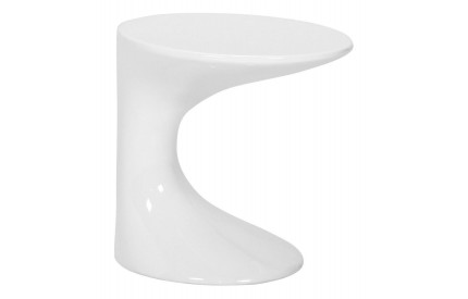 Arcox Lamp Table White