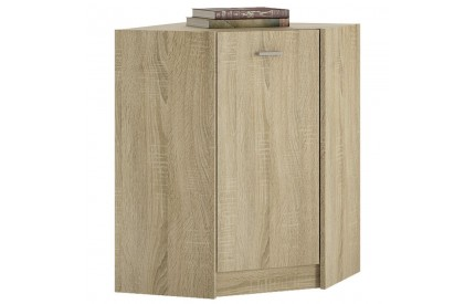 4 You Corner Cupboard Sonama Oak