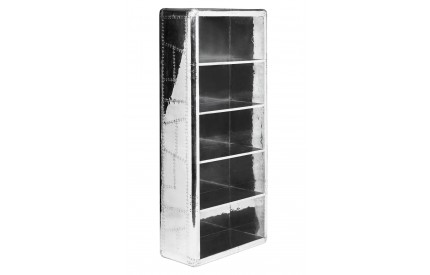 Avro Shelf Unit 5 Tier Aluminium