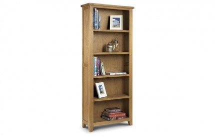 Astoria Tall Bookcase Assembled