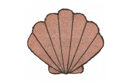 Shell Doormat PVC Backed Coir