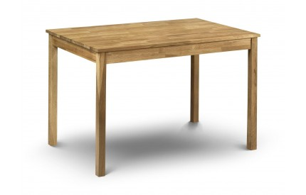 Coxmoor Oak Rectangular Dining Table