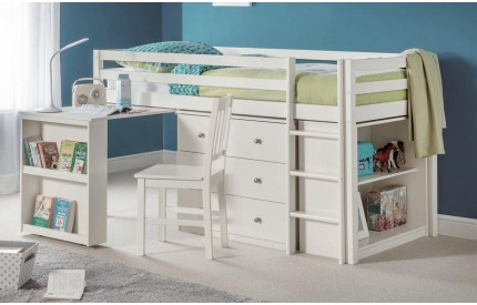 Roxy Sleepstation White