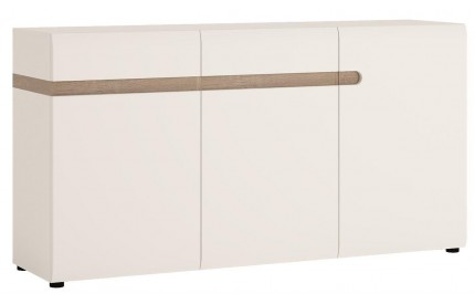 Chelsea Living 2 Drawer 3 Door Sideboard