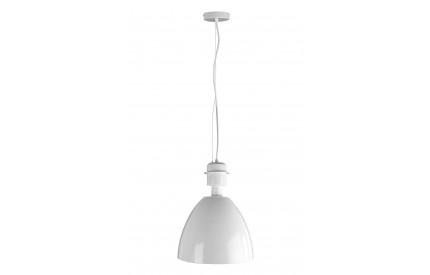 Greece Pendant Light Metal White