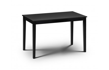 Hudson Dining Table - Black