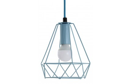 Beli Pendant Light Metal Wire Blue
