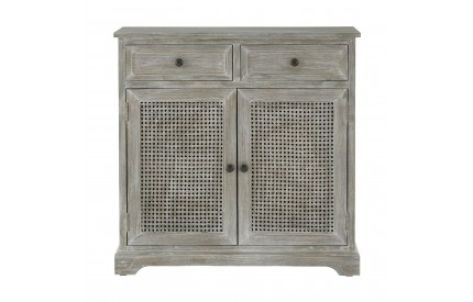 Anchor Distressed Grey Sideboard Small