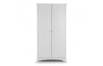 Whitley White Pine Wardrobe 2 Door