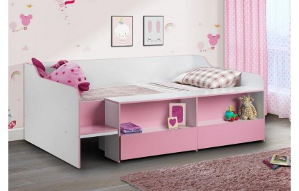 Stella Low Sleeper Pink