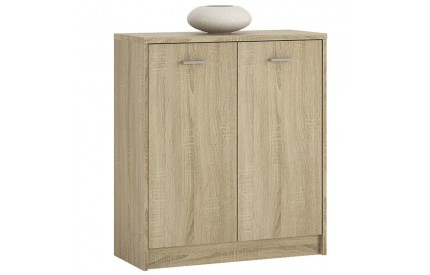 4 You 2 Door Cupboard in Sonama Oak