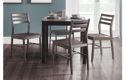 Monterey 5 Piece Dining Set - Dark Walnut