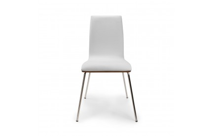Tao Bentwood White Dining Chair