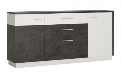 Zingaro 2 Door 2 Drawer Sideboard