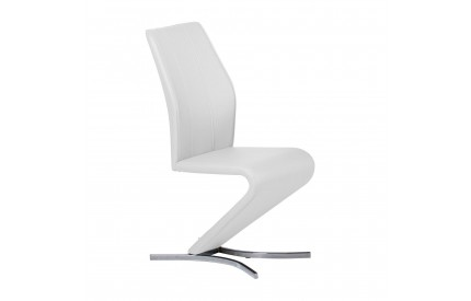 Z Shape Dining Chair