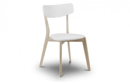 Casa Contemporary Dining Chair Assembled